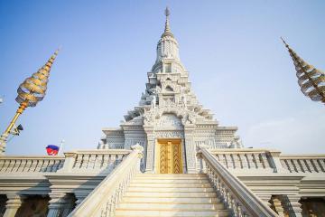 Khám phá cố đô Oudong - miền đất bị lãng quên