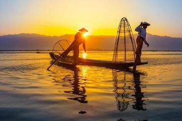 Khám phá hồ Inle – thiên đường tươi đẹp tại Myanmar