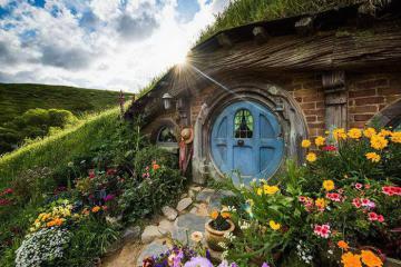 Khám phá xứ sở cổ tích của người lùn tại làng Hobbit New Zealand
