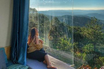 Nghìn góc sống ảo tại Homestay view ngắm trọn Đà Lạt mộng mơ