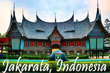 1 ngày ở Jakarta Indonesia, bạn sẽ làm gì?