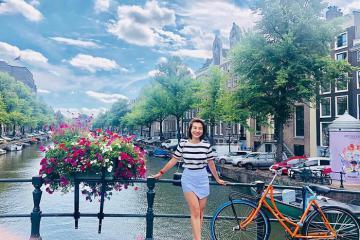 7 trải nghiệm phải có khi tới Hà Lan, không thể thiếu đạp xe