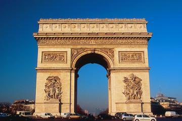 Khám phá Khải Hoàn Môn để tìm hiểu về lịch sử Pháp