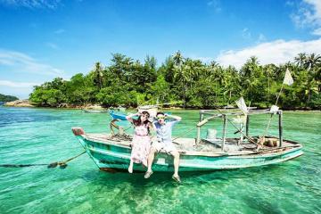 Hành trình đến đảo Nam Du để khám phá thiên đường biển cả