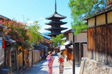 Tất tần tật kinh nghiệm du lịch Kyoto: Di chuyển, ăn, chơi