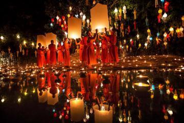 Không thể bỏ lỡ những lễ hội đặc sắc của Myanmar!