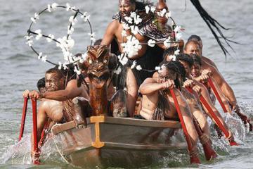 Trải nghiệm nền văn hóa độc đáo tại các lễ hội ở New Zealand