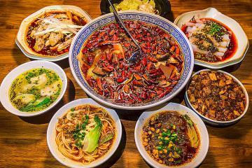 Ăn mãi không chán những món ăn Trung Quốc được khách du lịch mê mẩn (P2)