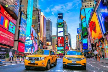 Du lịch Mỹ, ghé thăm New York - Thành phố không bao giờ ngủ