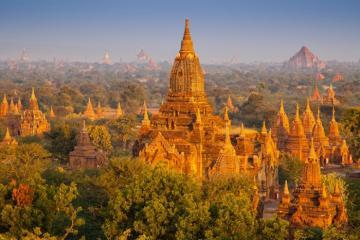 Khám phá những ngôi làng đặc biệt tại Myanmar