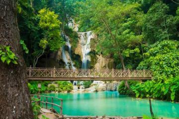 Những điểm đến ở Luang Pha Băng hút hồn bao du khách ghé thăm