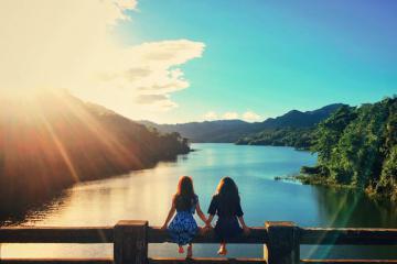 Có một thiên đường vùng Caribbean ở quần đảo Puerto Rico nước Mỹ