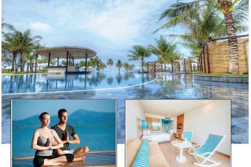 Combo Phú Quốc hè 3N2Đ: Nghỉ Sol Beach House 5* + Vé máy bay + Bữa sáng chỉ từ 4tr7