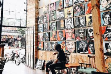 Check-in sống ảo 10 quán coffee đẹp nhất Đà Nẵng