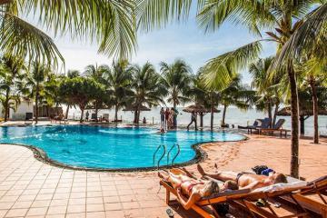 Combo Phan Thiết 3N2Đ nghỉ Pacific Beach Resort 3* + vé máy bay khứ hồi từ 1.590.000VNĐ