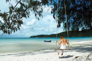 Thành phố du lịch Sihanoukville – những bãi biển thiên đường