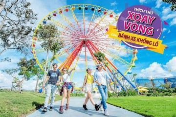 Thỏa sức vui chơi Vinpearl Land Phú Quốc khi nghỉ 2 đêm tại Novotel resort