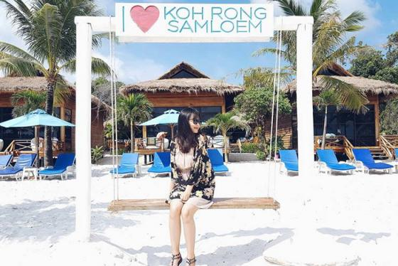 Khám phá đảo Koh Rong – vẻ đẹp của thiên nhiên