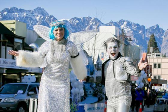 Giải nhiệt mùa hè tại lễ hội mùa đông Queenstown – New Zealand