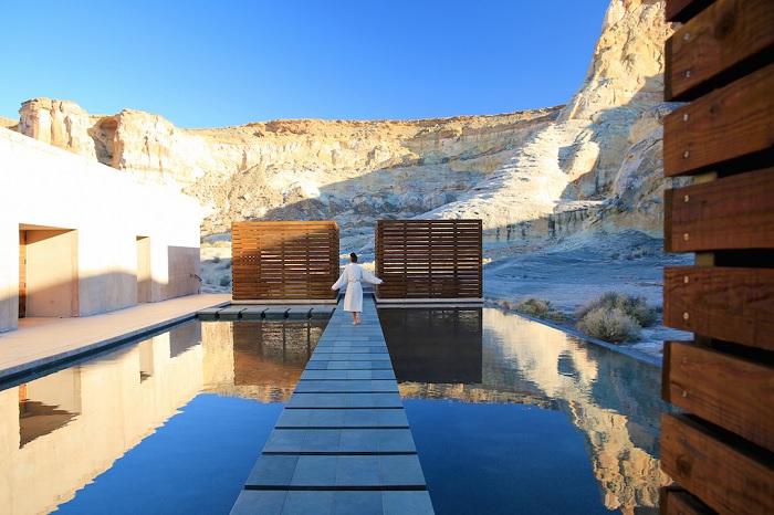 Top những khu nghỉ dưỡng sang trọng nhất thế giới