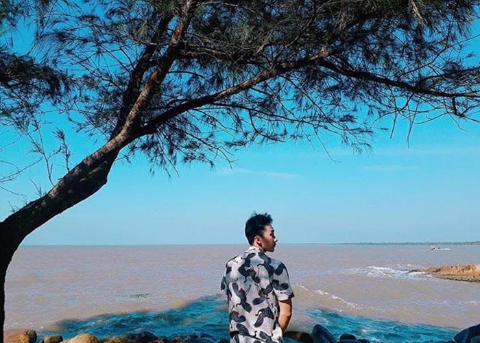 Vẻ đẹp hoang sơ của hòn Đá Bạc Cà Mau - thắng cảnh nơi cực nam Tổ quốc
