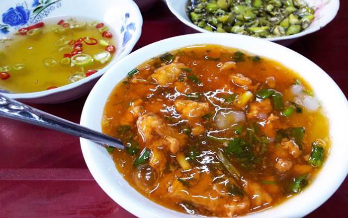 Bánh canh Nam Phổ - đặc sản Huế nổi tiếng