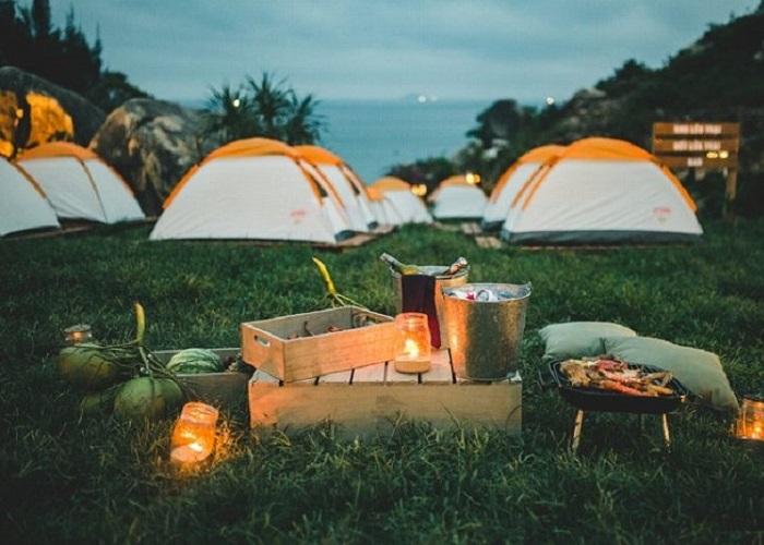 Gợi ý những địa điểm cắm trại mùa hè
