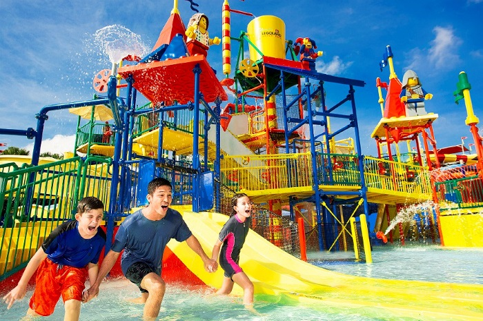 công viên Legoland Malaysia