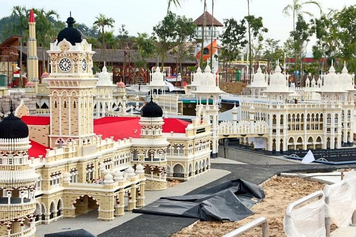 Miniland - công viên Legoland Malaysia