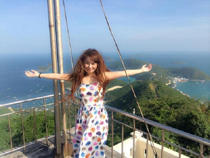 Nam Du Lighthouse- a beautiful place on Nam Du Island