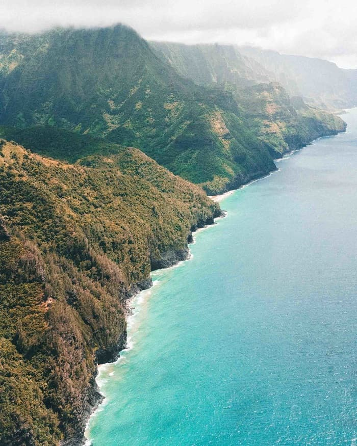 Hướng dẫn du lịch đảo Kauai Hawaii trong 5 ngày