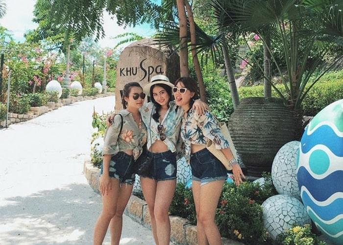 Kinh nghiệm chơi cực đã tại khu du lịch Trăm Trứng Nha Trang
