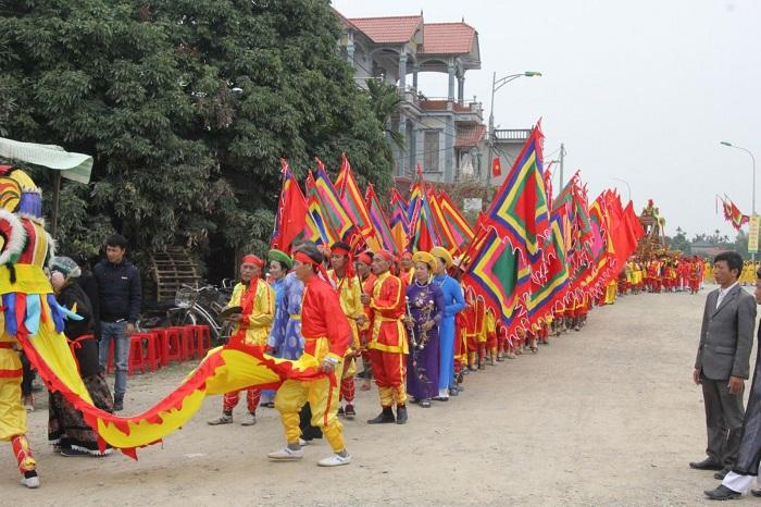 những lễ hội truyền thống ở Hà Namnổi tiếng