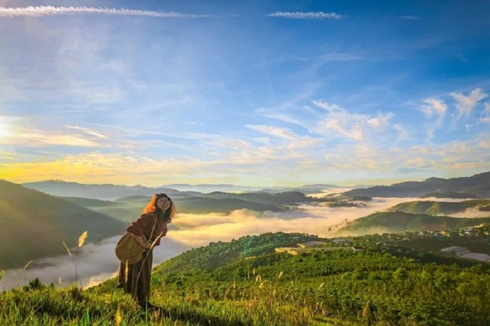 Yumonang Hill In Da Sar