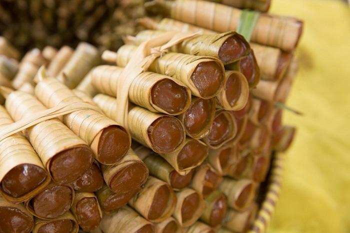 Bánh Dodol - những món bánh nổi tiếng của Malaysia