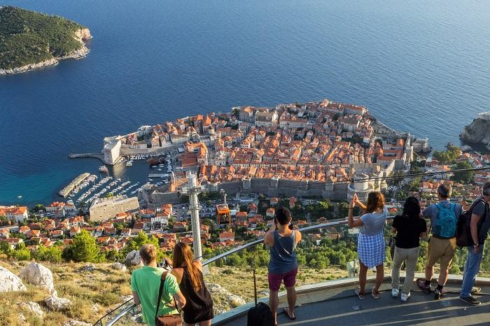 Khám phá những địa điểm du lịch Dubrovnik Croatia