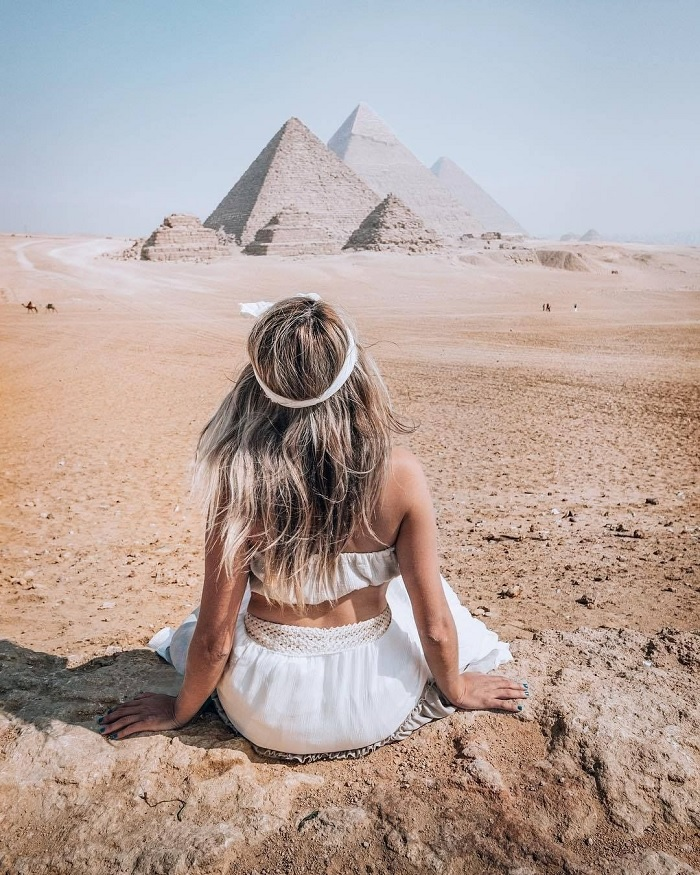 Let's set up a team to explore Memphis, Egypt