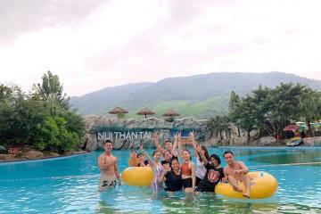 Bật mí kinh nghiệm vui chơi ở núi Thần Tài Đà Nẵng từ A - Z