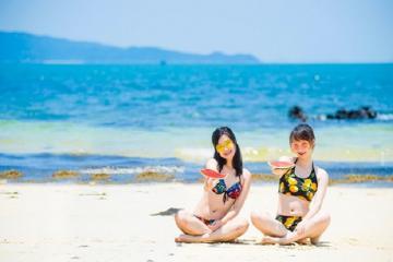 Bãi tắm Hồng Vàn – vẻ đẹp quyến rũ của Cô Tô