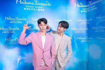 Check–in mỏi tay tại bảo tàng tượng sáp Madame Tussauds Hong Kong