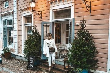 Kinh nghiệm du lịch phố cổ Porvoo xinh đẹp bậc nhất Phần Lan