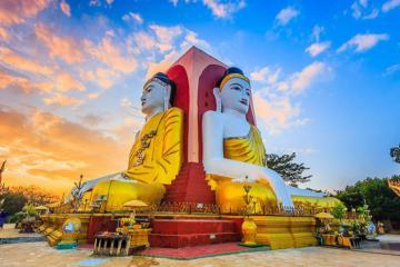 Thỏa mãn đam mê xê dịch với những điểm đến nổi tiếng tại Bago, Myanmar