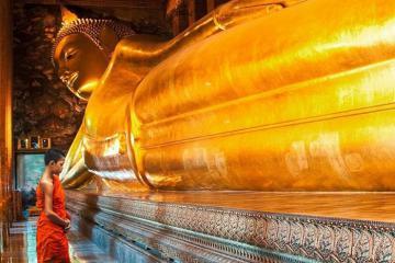 Chùa Phật Nằm - điểm đến không thể bỏ qua khi du lịch Bangkok