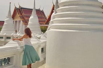 Chùa Wat Prayoon - 'tiểu Tây Tạng giữa lòng Bangkok'