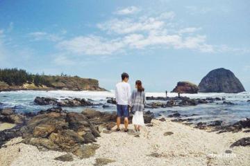 Kinh nghiệm đi Cù lao Mái Nhà Phú Yên trải nghiệm làm Robinson trên đảo hoang xứ Nẫu