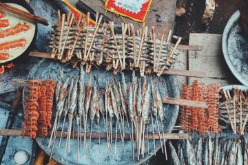 Đến Bắc Kạn check ngay food tour Hồ Ba Bể cực hot với toàn món đặc sản