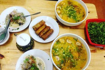 'Lưu gấp' 6 quán cháo canh ngon ở Quảng Bình nhất định phải ghé