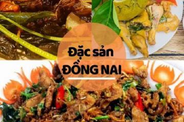 Muôn vàn hương vị đặc sản Đồng Nai đáng nhớ