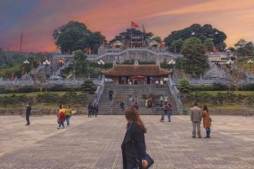 Đền Cửa Ông – ngôi đền linh thiêng bậc nhất Quảng Ninh