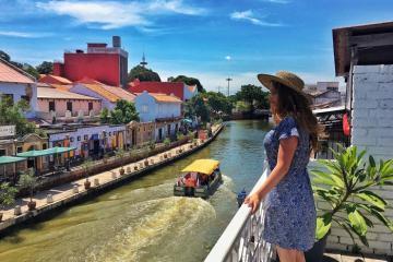 Thỏa mãn đam mê xê dịch với những điểm đến nổi tiếng nhất Johor Bahru